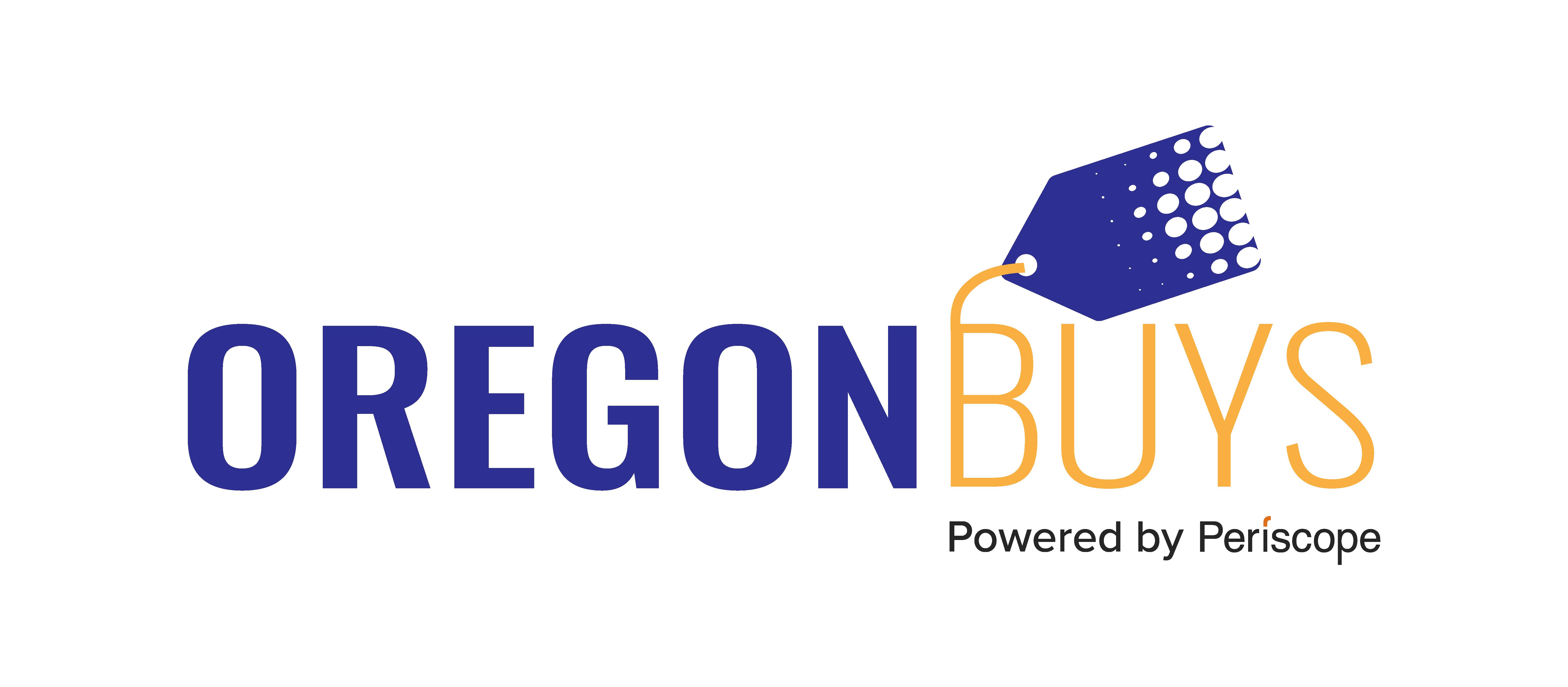 Oregon Buys Logo With Tagline