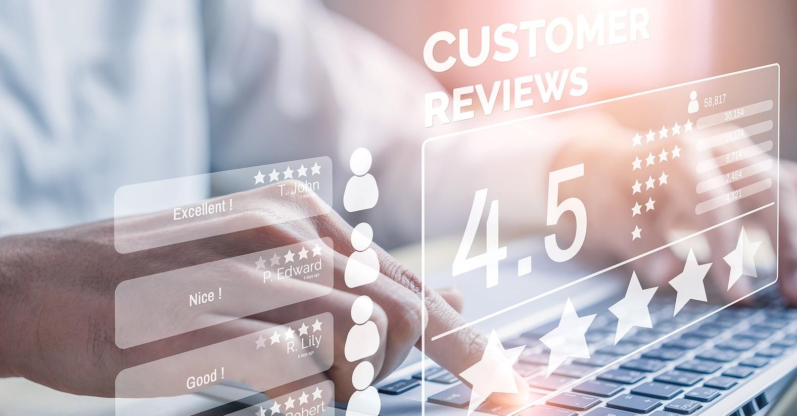 Bigstock Customer Review Satisfaction F 3726504911