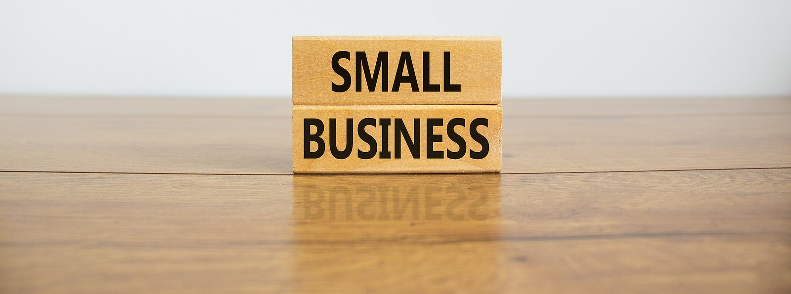 Bigstock Small Business Symbol Wooden 4037239281