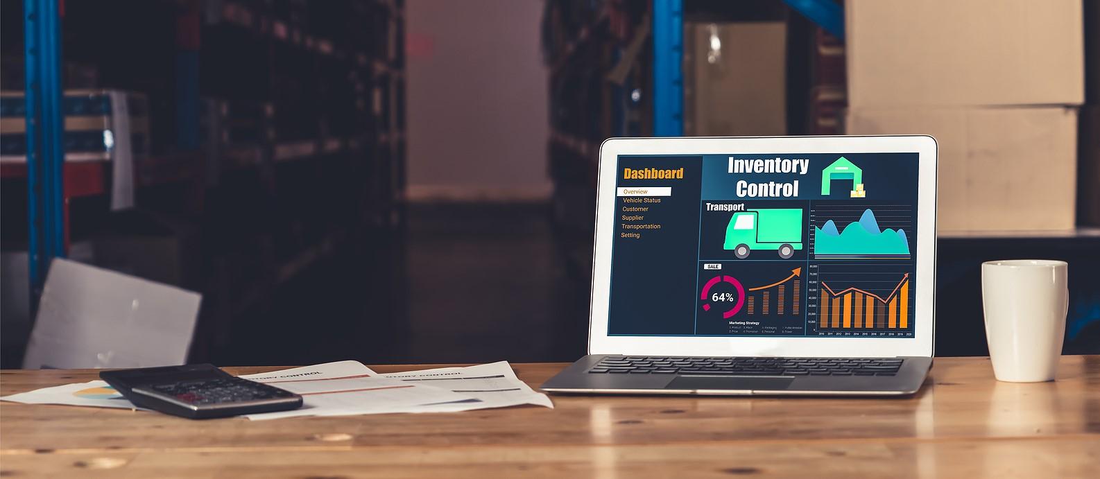 Bigstock Warehouse Management Software 3973753551